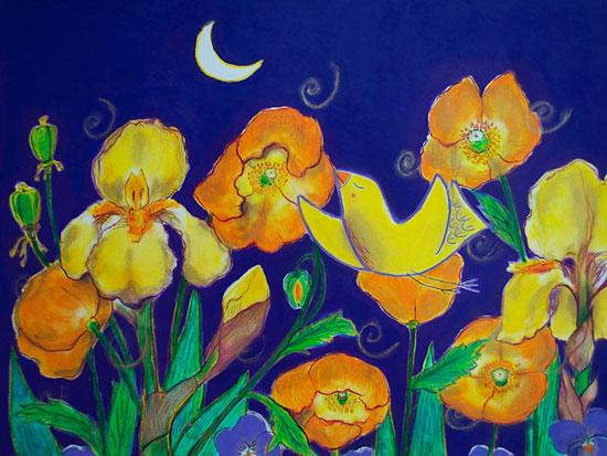 3. Iris Moon