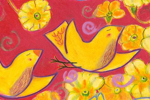 7.Spring Bliss
