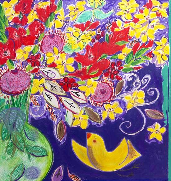 Dream Matisse by Wendy Picken